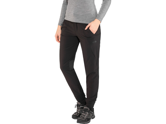The North Face Hikesteller Pants Damen tnf black